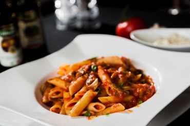 PENNE all` ARABIATTA